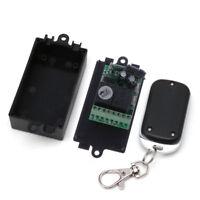 DC 12V 2CH Wireless RF Remote Control Switch Transmitter Receiver 315mhz 433mhz