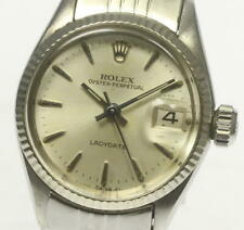 ROLEX Oyster Perpetual Date 6517 cal,1130 Automatic Ladies Watch_500540