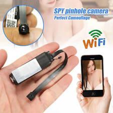 HD Mini Super Small Portable Hidden Spy Camera P2P Wireless WiFi Digital