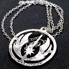 Star Wars - The Galactic Republic Symbol - Collectible Chain Necklace - NEW!