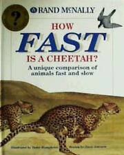 How Fast Is a Cheetah? - Good - Johnson, Jinny - Hardcover