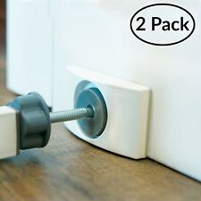 Wall Nanny (2 Pack - Made in USA) Indoor Baby Gate Wall Protector - No Safety...