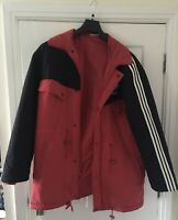 ***Ultra Rare*** Manchester United Adidas Manager's Coat 42-44