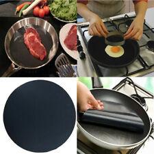 Hohe Temperatur Non - Stick Pfanne Bratpfanne Liner Küche Zubehör Topflappen
