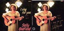 DISCO 45 GIRI     SALLY OLDFIELD – I SING FOR YOU // CHILD OF ALLAH