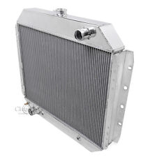 NEW 3 ROW DR ALUMINUM RADIATOR 1966-1979 FORD TRUCK GREAT QUALITY! 78-79 Bronco