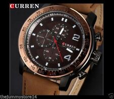 Curren CUR053 Luxury sports Trendy Wristwatch for men Imported WITH BOX