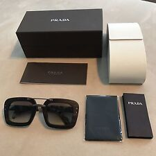 Brand NEW with Tag PRADA wooden Sunglasses RRP$500 SPR30R