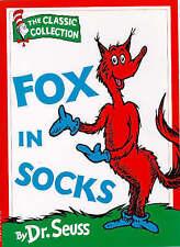 Fox in Socks by Dr. Seuss (Paperback, 1997)