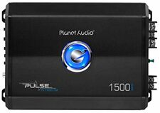 Planet Audio PL1500.1M Pulse 1500 Watt, 2 Ohm Stable Class A/B, Monoblock,