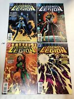 Legends Of The Legion (1998) #1 2 3 4 1-4 (VF/NM) Complete Set