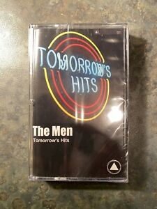 The Men - Tomorrow's Hits Blue Cassette Sacred Bones Limited To 100 SEALED