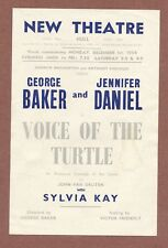"New Theatre Hull 1958, ""Voice of the Turtle"", George Baker, Jenn Daniel    JX153"