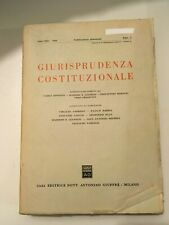 GIURISPRUDENZA COSTITUZIONALE - Anno 1968 Fasc.3 - AA.VV. - ed. Dott. A. Giuffrè