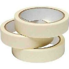 "NEW   1"" General purpose masking tape of size 25mm x 50M"