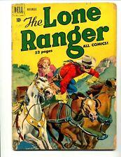 Lone Ranger #29    Dell 1950