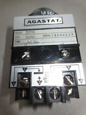 AGASTAT / TE CONNECTIVITY 7022SA ELECTROPNEUMATIC TIMING RELAY .1 to 1 SECOND