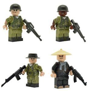 United Bricks VIETNAM WAR Minifigure Collection -Pick your Figure!- NEW