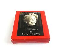 Lessons in Becoming Myself by Ellen Burstyn (2006, CD, Abridged)