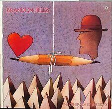 BRANDON FIELDS THE OTHER SIDE OF THE STORY NOVA 8602 LP PROMO SEALED