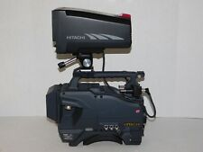 Hitachi Z-3500 Professional Color Video Camera Body Head VF-509 Viewfinder EAZ35