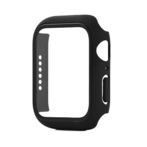 Hard Case Full Screen Protector Film For Apple Watch 1 2 3 4 5 6 Series 42mm