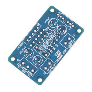 DC ±20-28V 68W LM3886TF HIFI power amplifier board PCB parallel barUT L~~