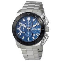 Invicta Pro Diver Chronograph Blue Dial Mens Watch 23405
