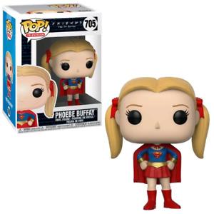 Friends Phoebe Buffay as Supergirl Funko POP! Vinyl NEW