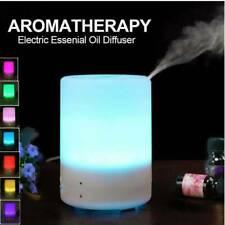 125 Ml Humidificador de Aire por Ultrasonidos Aroma Difusor de Aceite Esencial