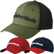 TaylorMade Golf Performance Cage Fitted Hat NEW