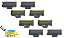 8PK Compatible TN-360 TN360 High Yield Toner Cartridge for the Brother HL-2140
