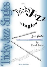 Russell Stokes: Tricky Jazz Singles for Flute HE99