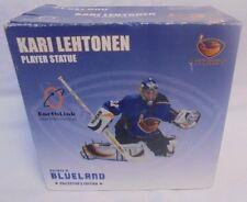Atlanta Thrashers NHL Goalie Kari Lehtonen Player Statue Stadium Give-Away