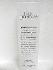 Philosophy Full Of Promise Treatment Duo Am & Pm Anti-Aging Serum Full Size 1oz