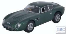 AMZ001 Oxford Diecast O Gauge Aston Martin DB4GT Zagato - 2 VEV Metallic Green