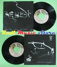LP 45 7'' GENESIS Follow you follow me Ballad of big 1978 italy no cd mc dvd*