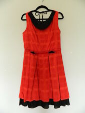 Friends Of Couture Dangerfield A-Line Dress Size 12