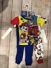 Nickelodeon 2T Paw Patrol Pajamas New Sleepwear