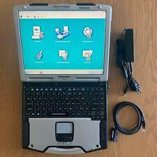 Programming Laptop with TIS2000 Saab Isuzu J2534 Pass Thru WIN 7 MDI GM Tech 2