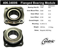 Wheel Bearing Assembly-Premium Hubs Rear Centric 406.34006