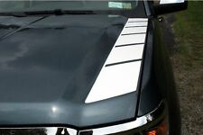 Outer Side Hood Graphic Stripes - 2014 2015 Silverado 1500