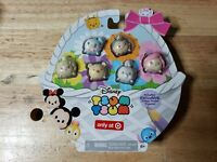 Disney Tsum Tsum Vinyl Tsparkle Pastel Target Exclusive Set