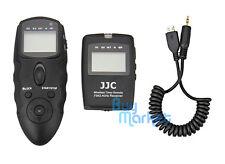 JJC WT-868 Wireless Timer Remote w/ CABLE N for SONY NX500 NX2000 NX200 NXF1 etc