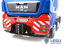 Lesu Alum Alloy Man Front Tow Hook Tractor Tamiya 1/14 G-6041