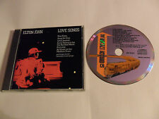 ELTON JOHN - Love Songs (CD 1982) WEST GERMANY Pressing