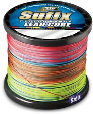 New Sufix Performance Lead Core 12lb 600yd Metered Spool 668-312Mc