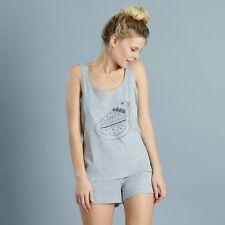 Shorts de nuit gris pour femme | eBay