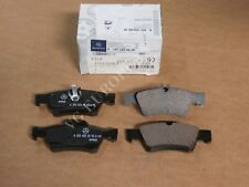 NEW Mercedes-Benz W212 E W218 CLS Class GENUINE Rear Brake Pad Set 0074206820