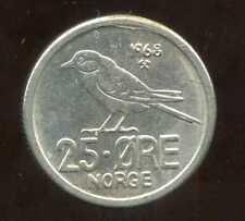 NORVEGE  25 ore  1968  ANM
